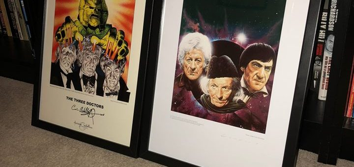 The Three Doctors…