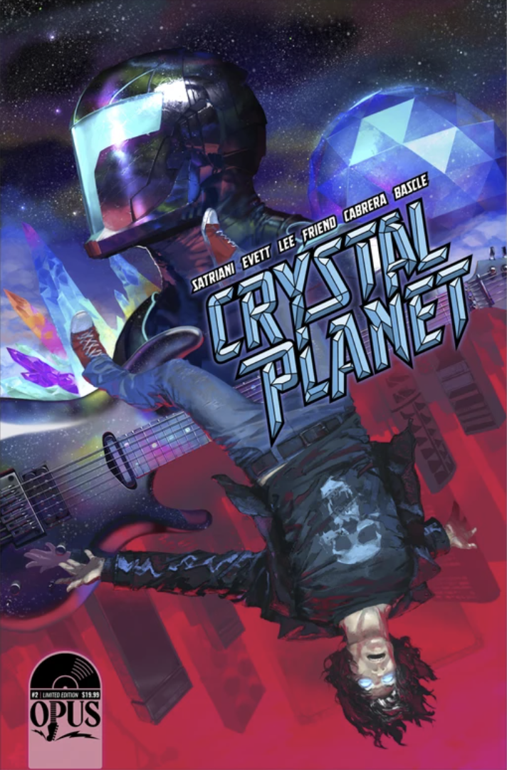 Crystal Planet Issue #2